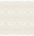 Seamless light ornamental geometrical background vector