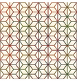 Seamless geometric lines pattern vector
