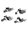 Biker tattoos vector