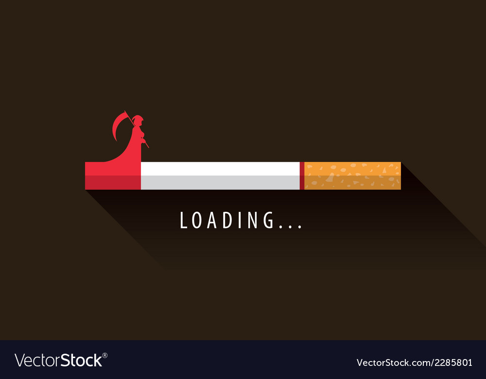 Cigarette loading to death vector | Price: 1 Credit (USD $1)