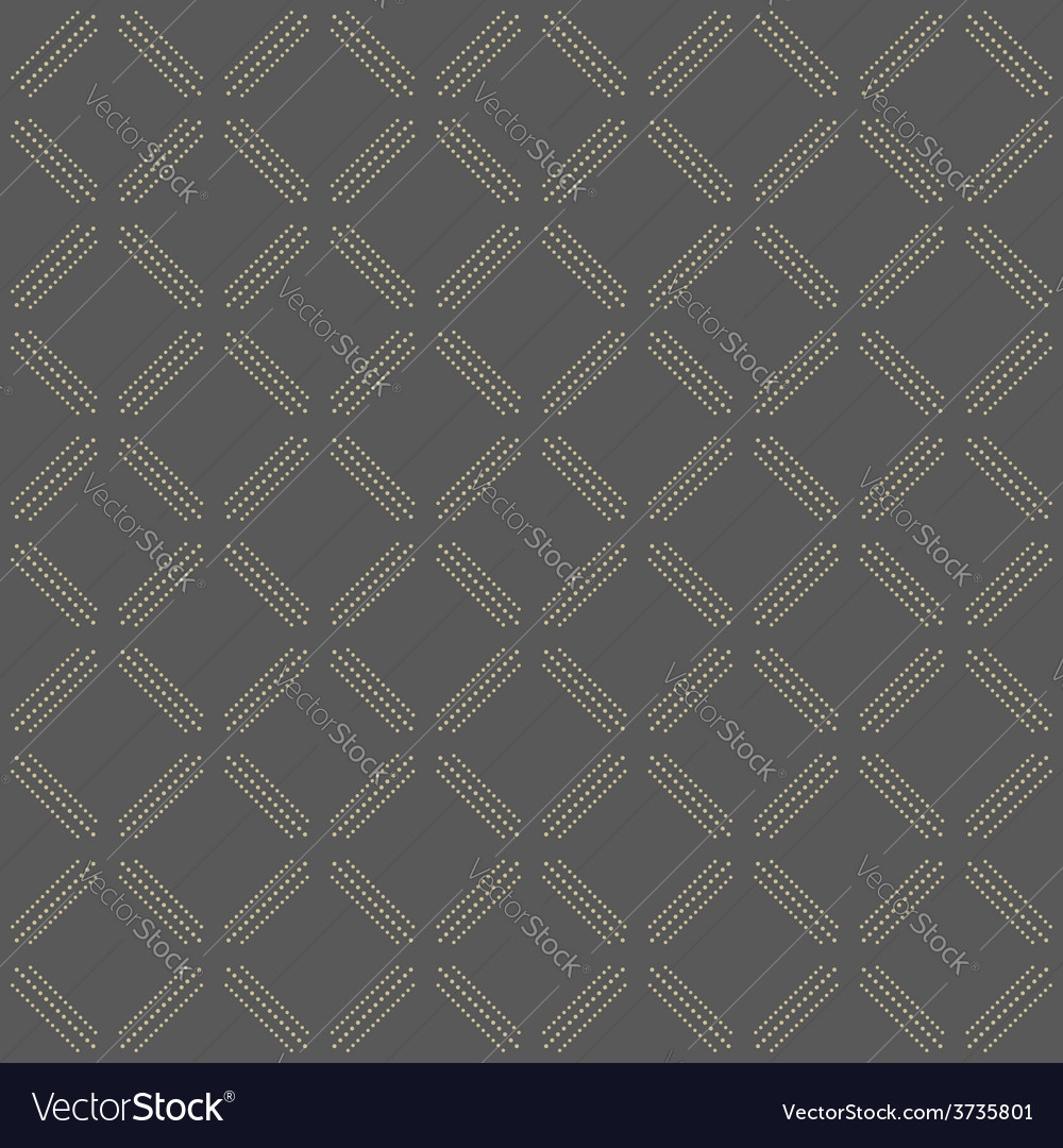 Geometric modern seamless pattern with vector | Price: 1 Credit (USD $1)