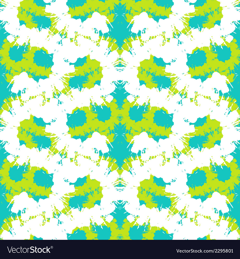 Hand painted pattern with bold brush strokes vector | Price: 1 Credit (USD $1)