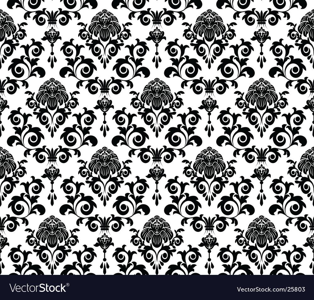 Black seamless vector | Price: 1 Credit (USD $1)