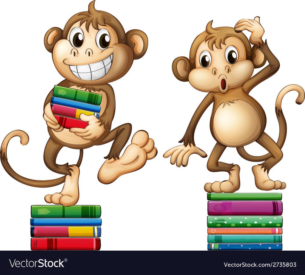 Monkeys vector   Price: 1 Credit (USD $1)