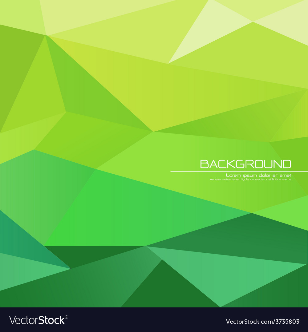 Polygon abstract background vector | Price: 1 Credit (USD $1)