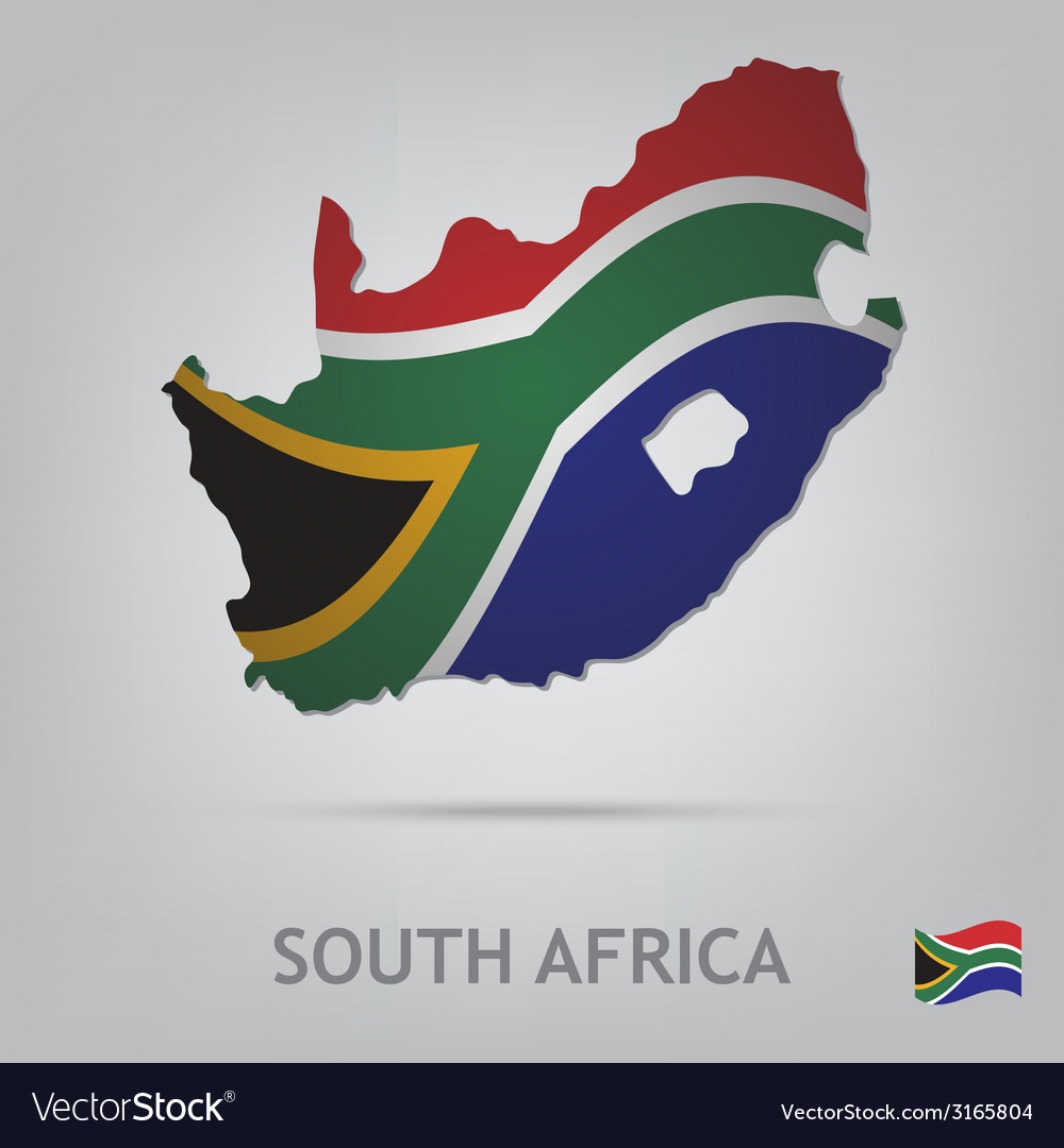 South africa vector   Price: 1 Credit (USD $1)
