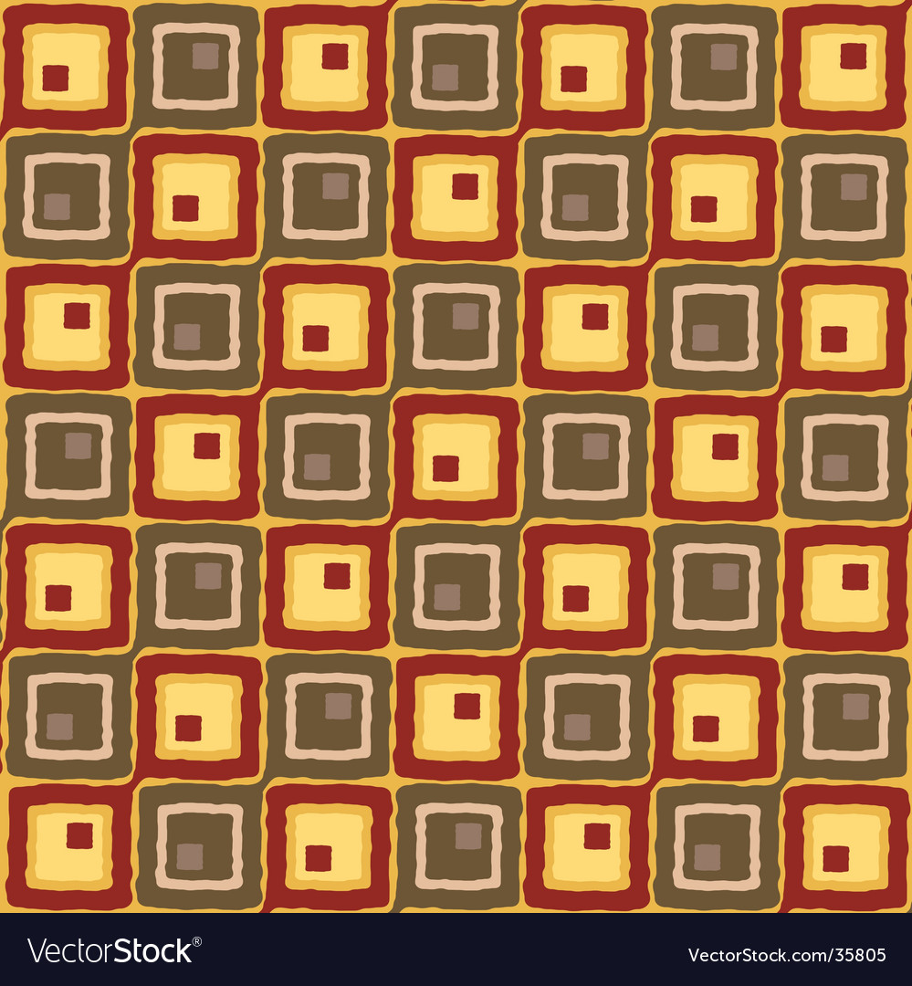 Linked squares vector | Price: 1 Credit (USD $1)