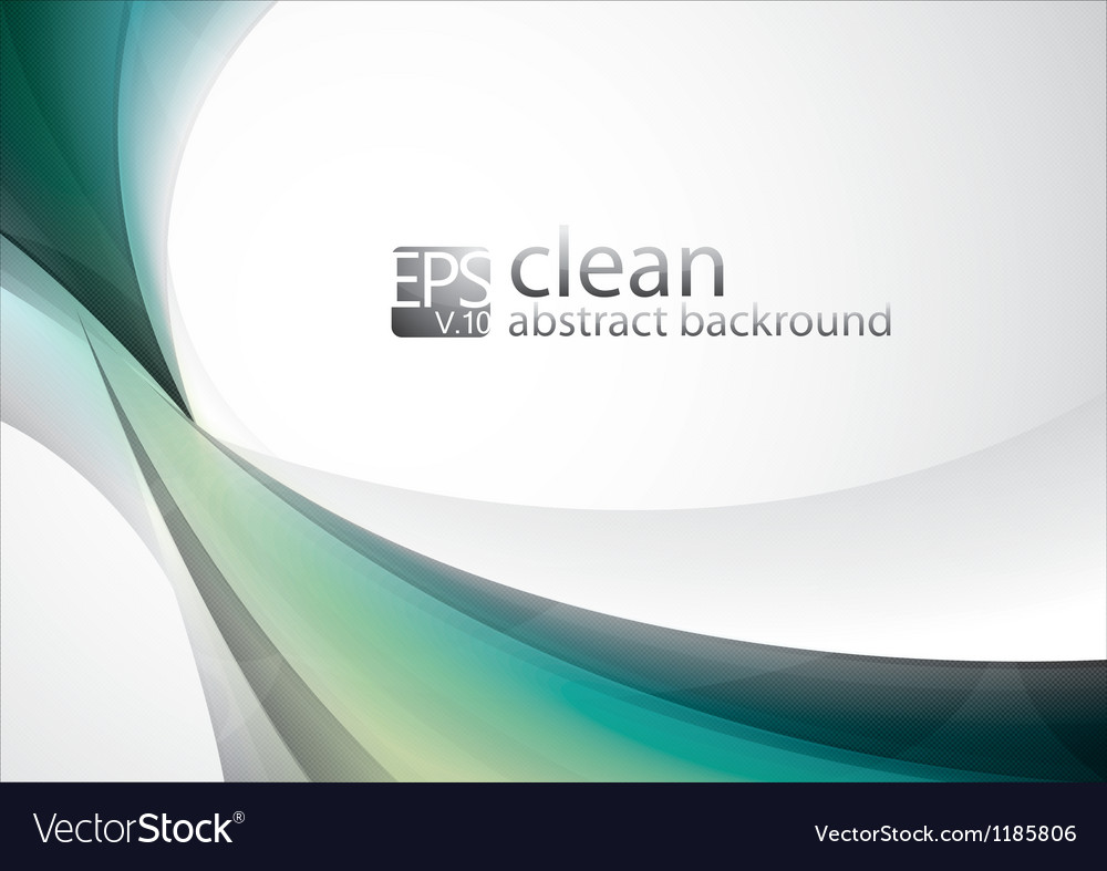 Clean abstract background vector | Price: 1 Credit (USD $1)