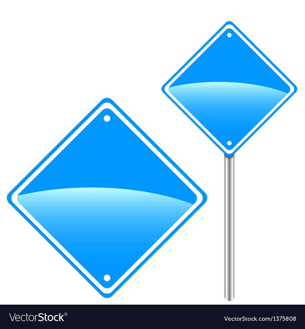 New road sign vector   Price: 1 Credit (USD $1)