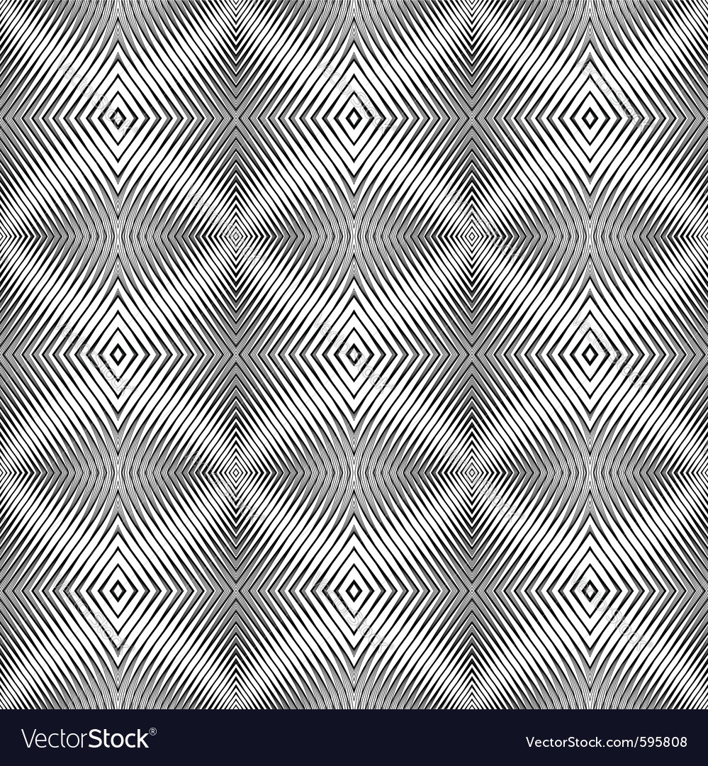 Optical art design vector | Price: 1 Credit (USD $1)