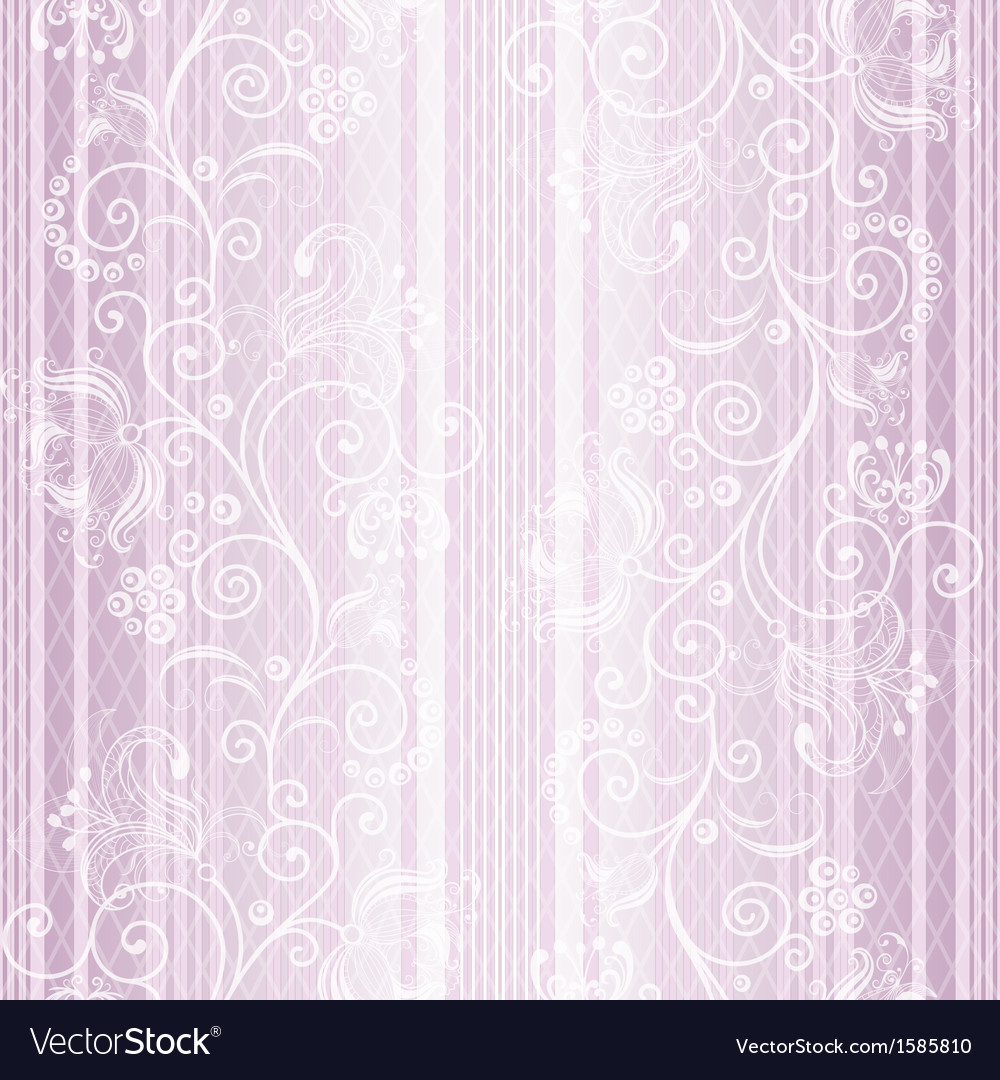 Gentle pastel striped pattern vector | Price: 1 Credit (USD $1)