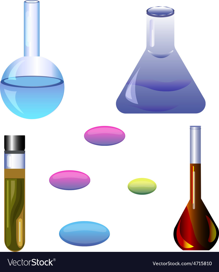 Set chemical ellements vector | Price: 1 Credit (USD $1)