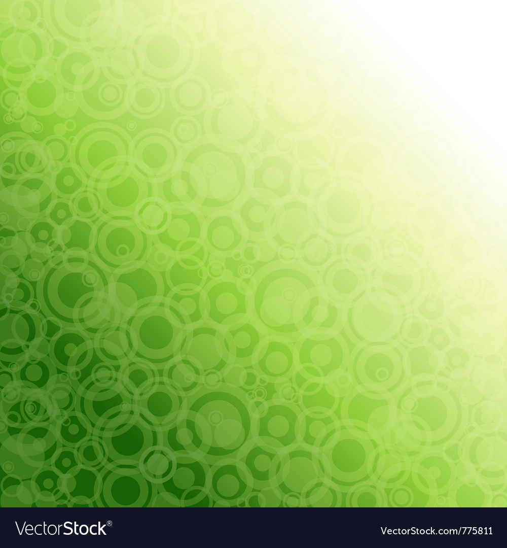 Green abstract light background vector | Price: 1 Credit (USD $1)