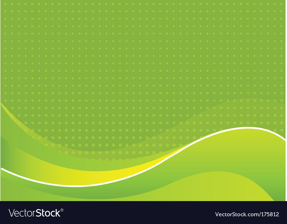 Abstract apple green background vector | Price: 1 Credit (USD $1)