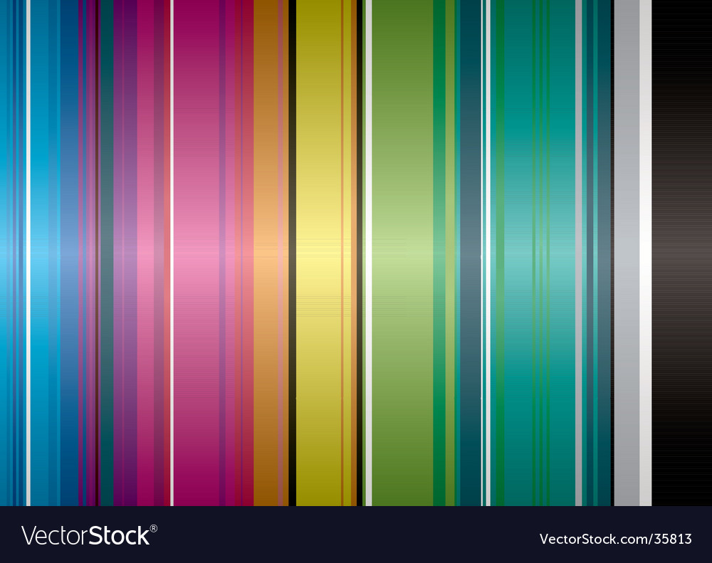 Rainbow band vector | Price: 1 Credit (USD $1)