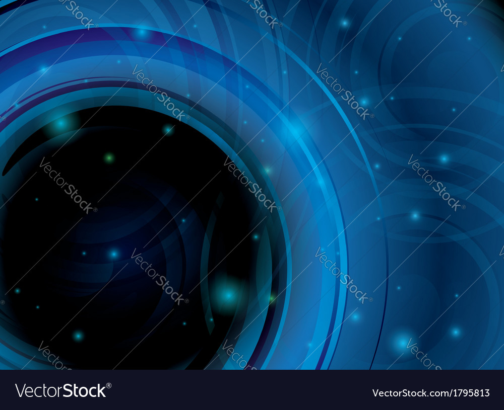 Shiny abstract background with swirls vector | Price: 1 Credit (USD $1)