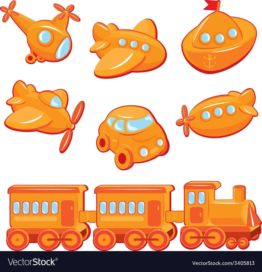 Toy orange 380 vector   Price: 1 Credit (USD $1)