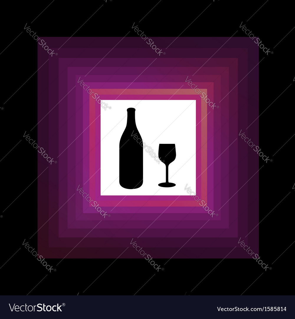 Beverage logo vector | Price: 1 Credit (USD $1)