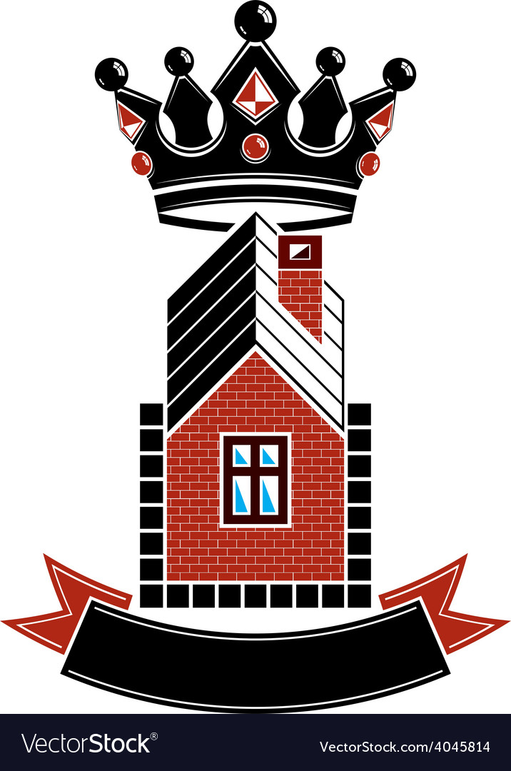 Imperial coat of arms royal house conceptual vector   Price: 1 Credit (USD $1)