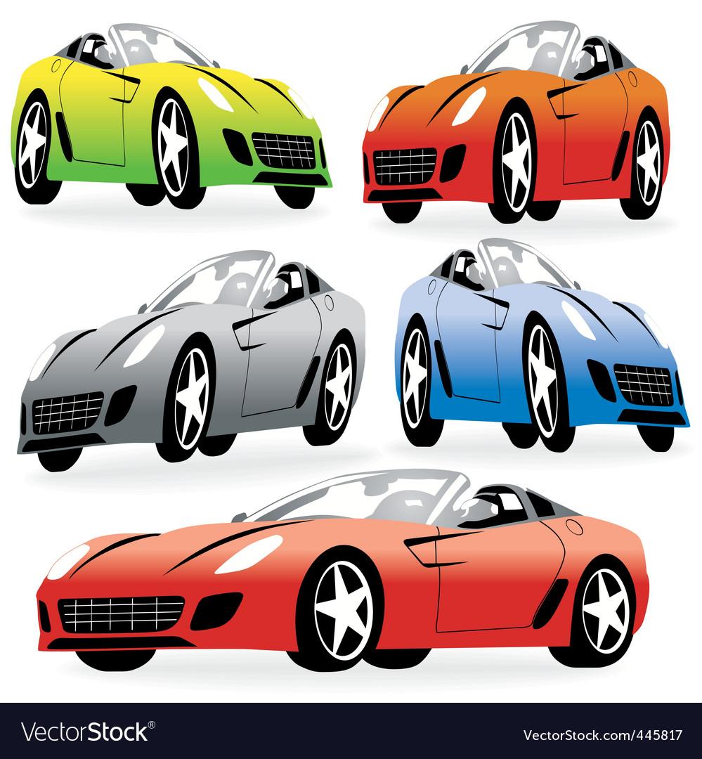 Racing car2 vector | Price: 1 Credit (USD $1)