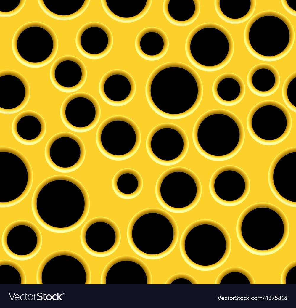 Abstract perforated pattern vector | Price: 1 Credit (USD $1)