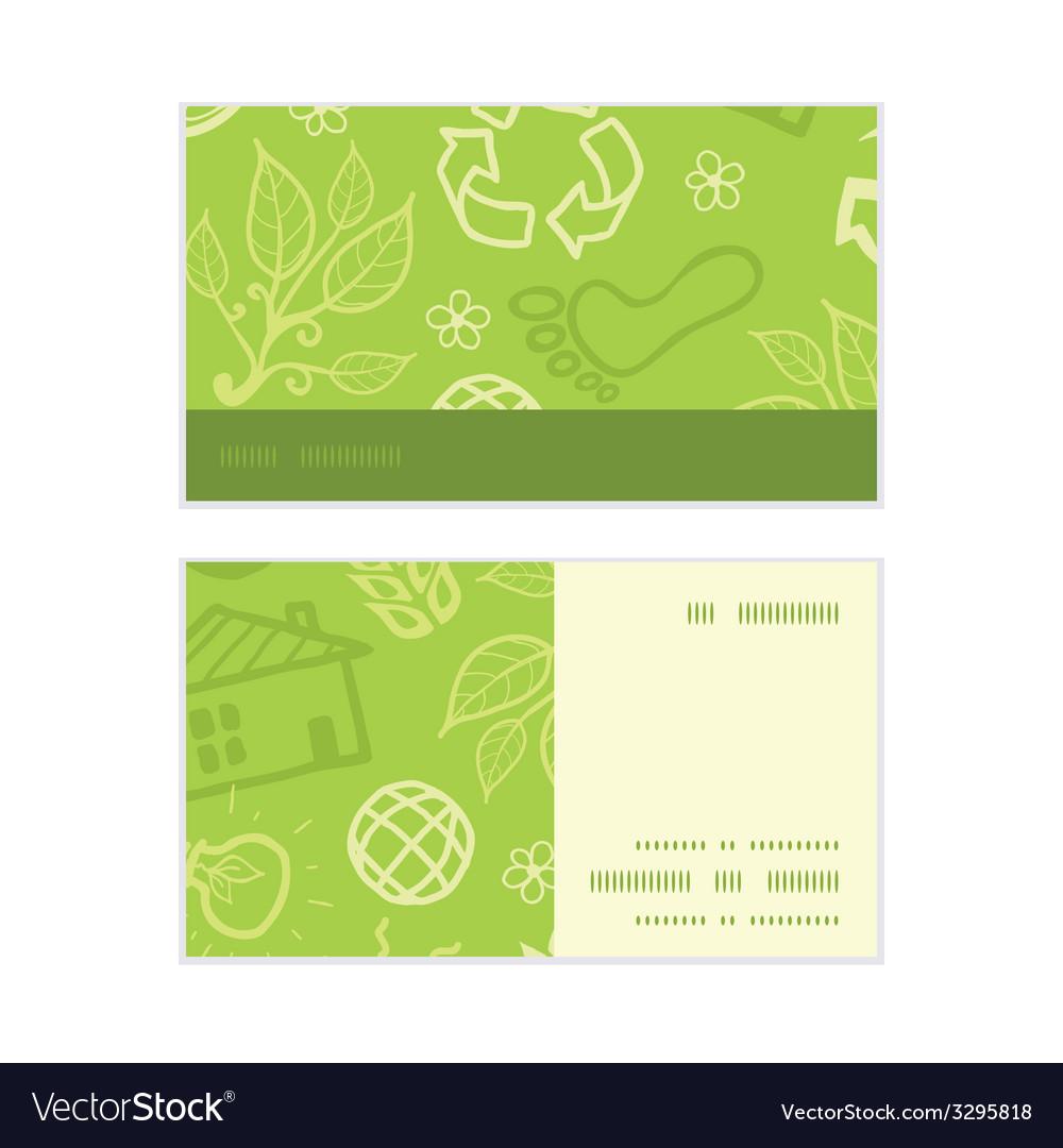Environmental horizontal stripe frame pattern vector   Price: 1 Credit (USD $1)