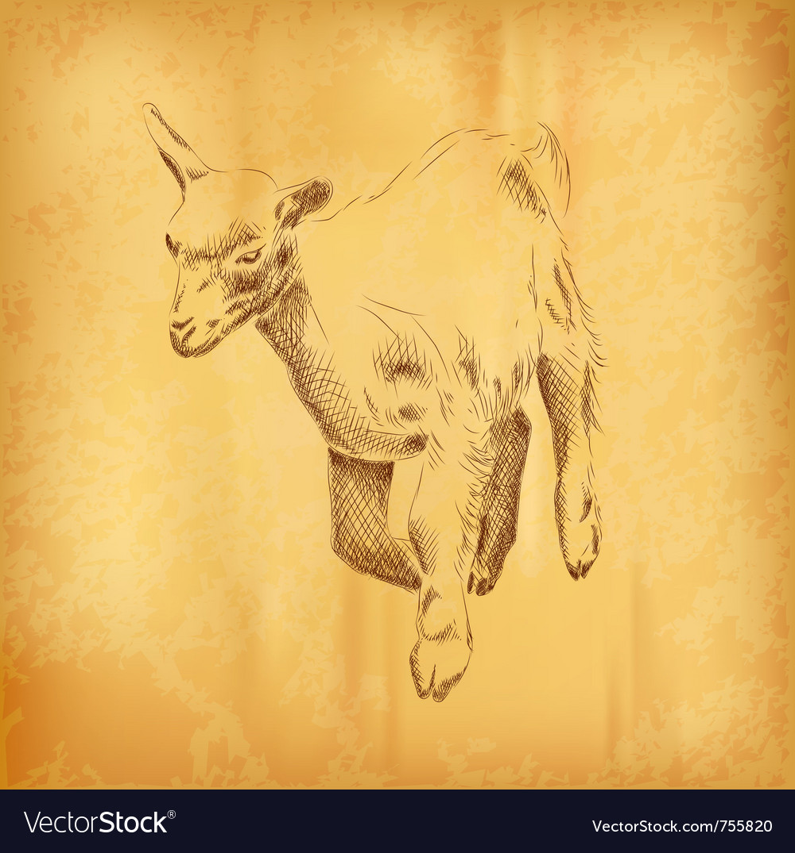 Small sketch vector | Price: 1 Credit (USD $1)