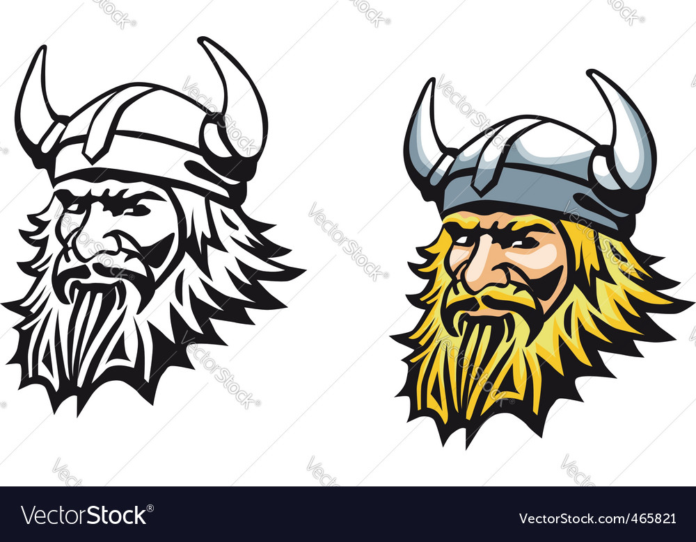 Ancient viking vector | Price: 1 Credit (USD $1)