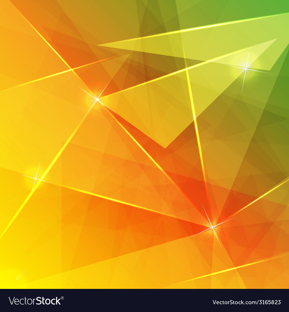 Colorful abstract psychedelic art background vector | Price: 1 Credit (USD $1)