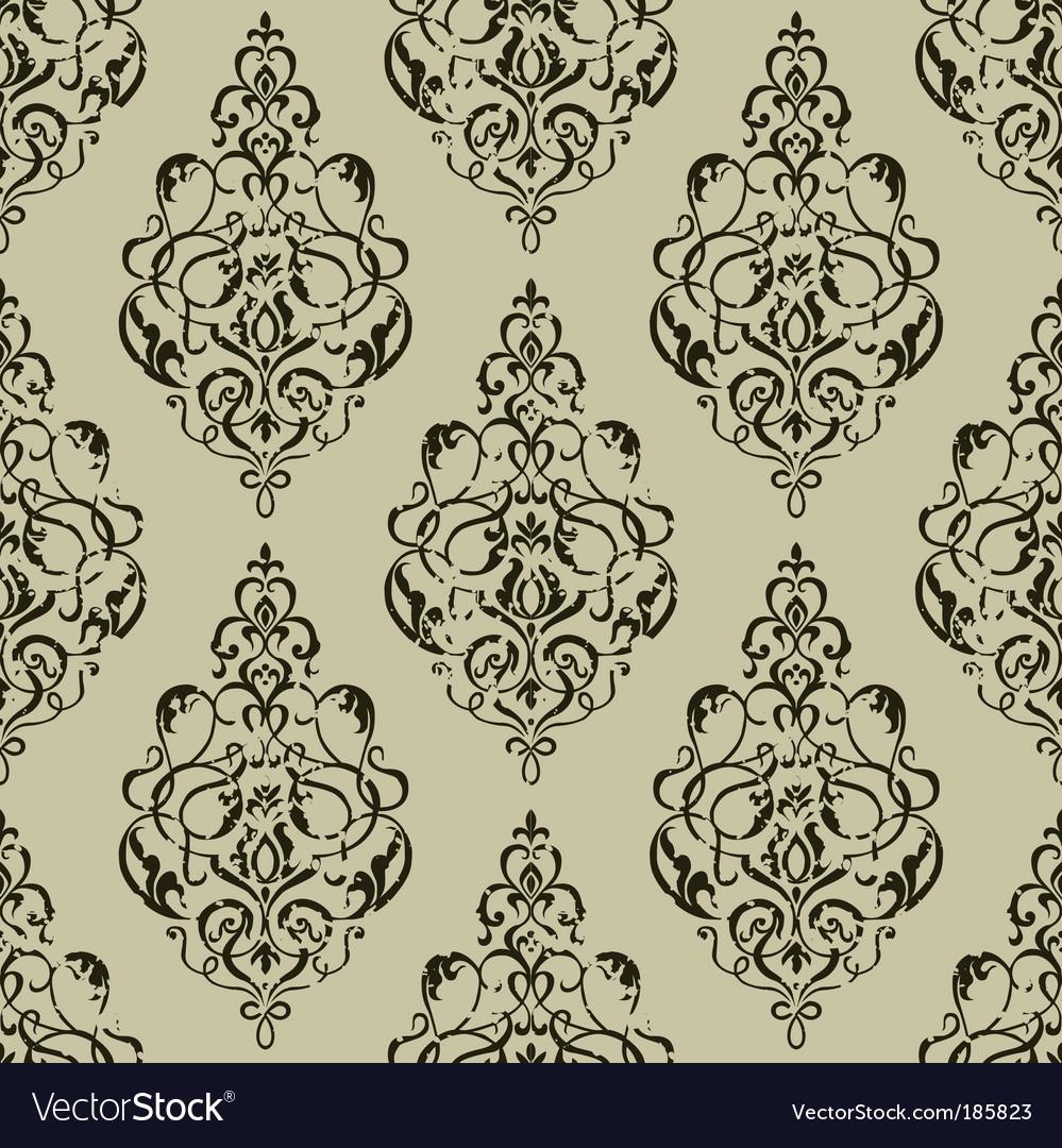 Distressed swirl pattern vector | Price: 1 Credit (USD $1)