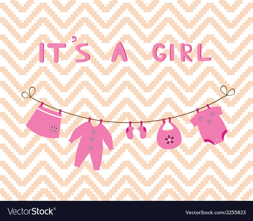 It is a girl vector | Price: 1 Credit (USD $1)