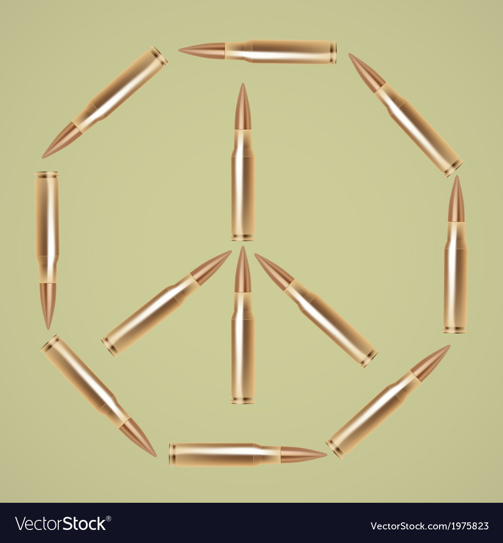 Rifle bullets vector | Price: 1 Credit (USD $1)