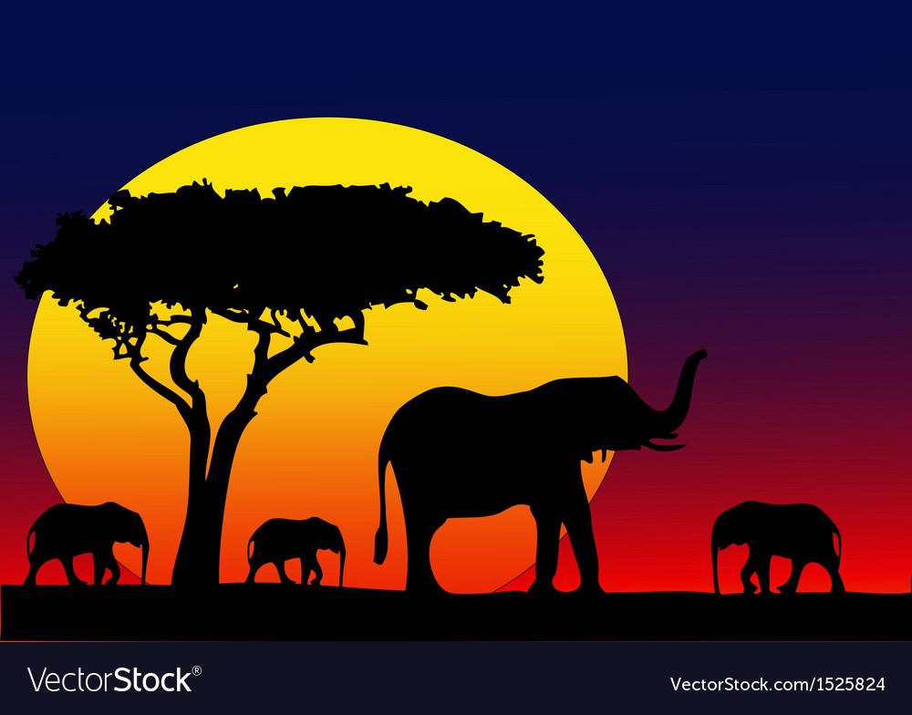 My africa vector | Price: 3 Credit (USD $3)