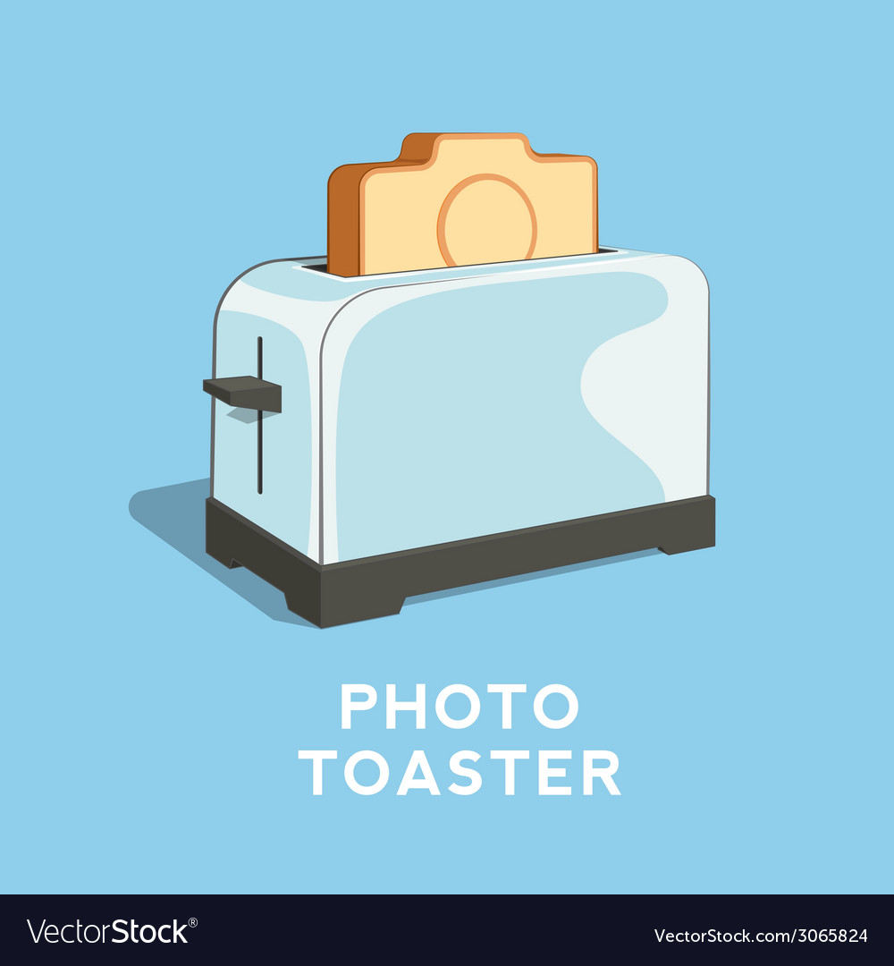 Photo toaster abstract vector   Price: 1 Credit (USD $1)
