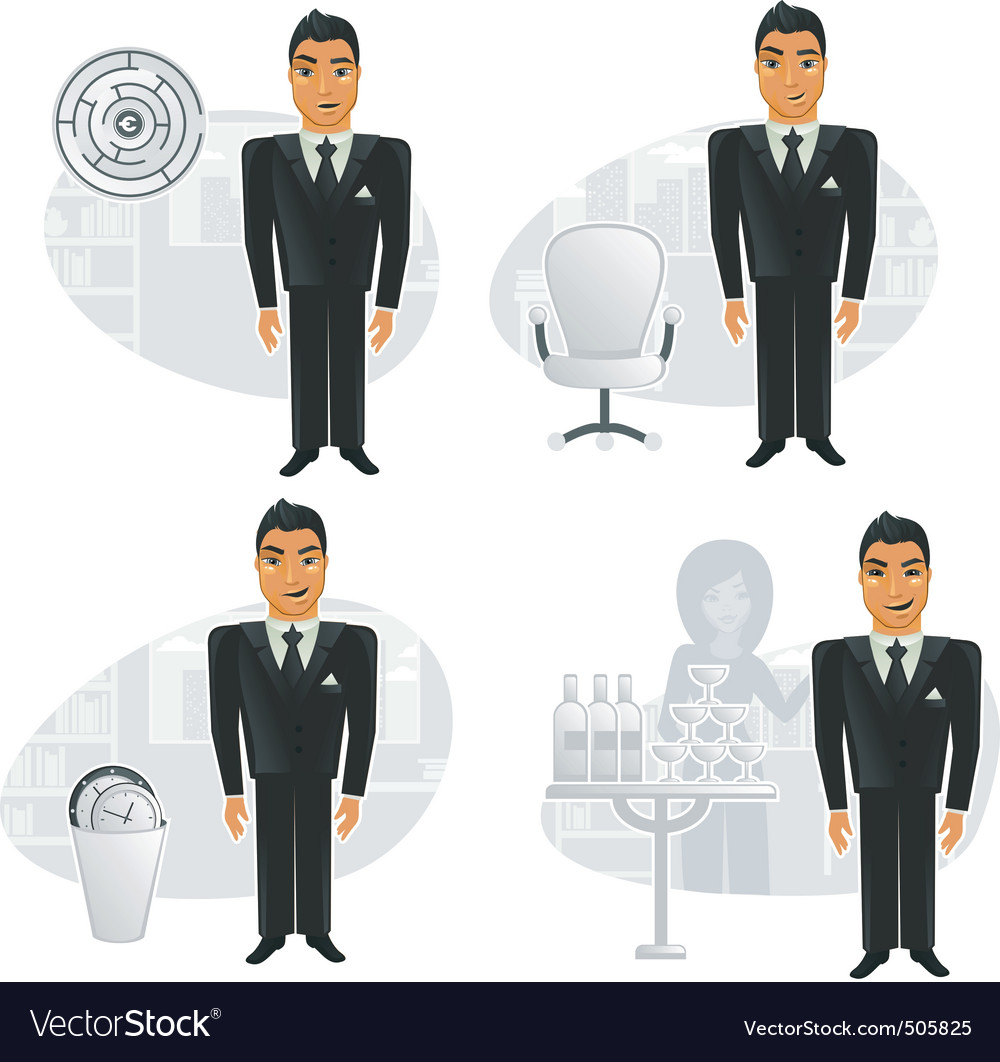Business42 vector | Price: 1 Credit (USD $1)