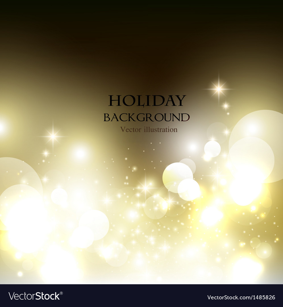 Elegant christmas shining background with vector | Price: 1 Credit (USD $1)