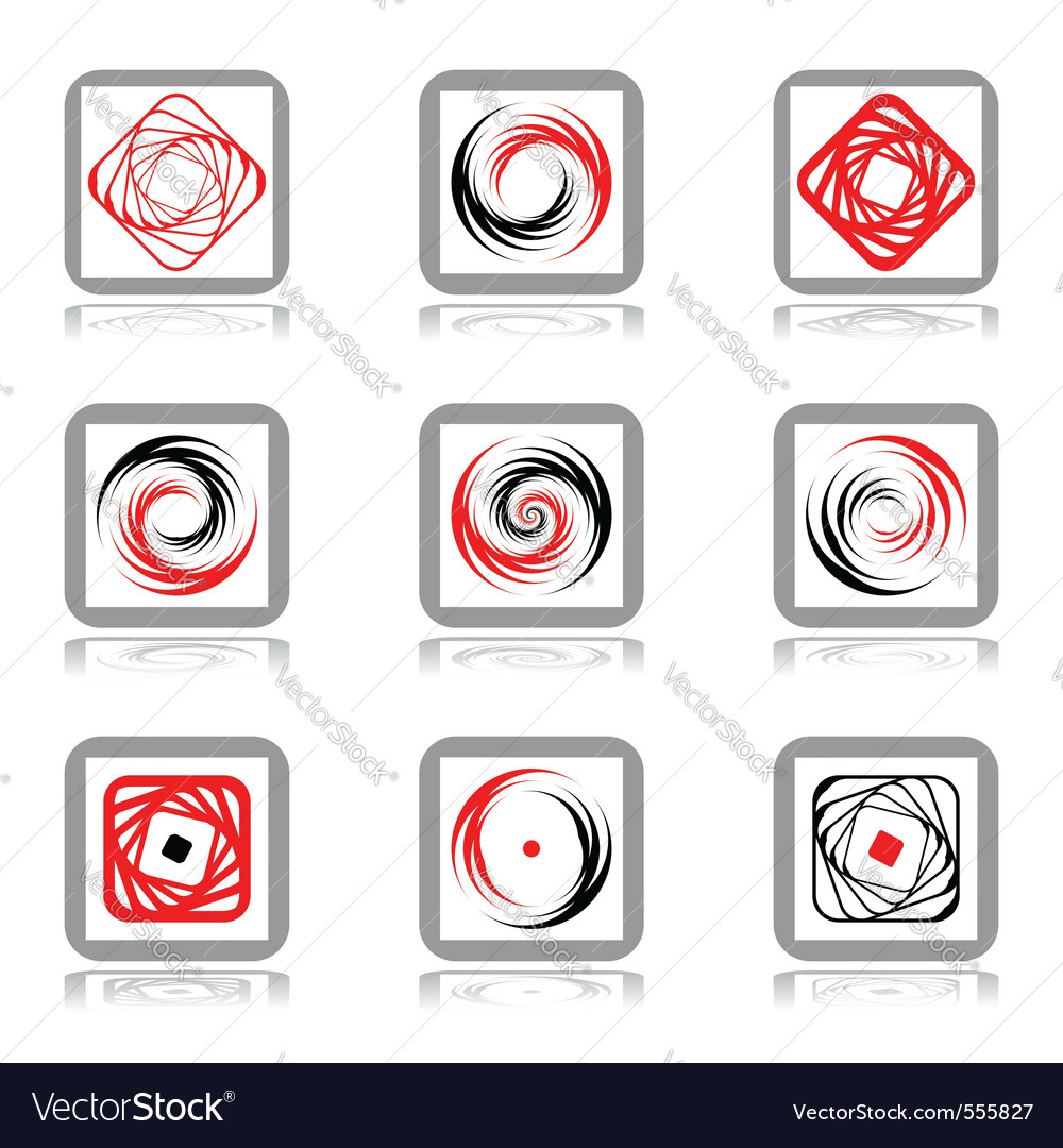 Spiral movement vector | Price: 1 Credit (USD $1)