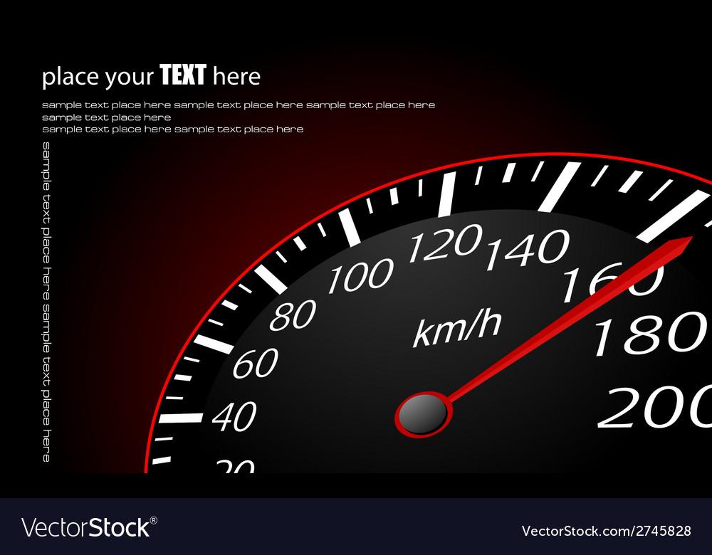 Al 0633 speedometer 01 vector | Price: 1 Credit (USD $1)