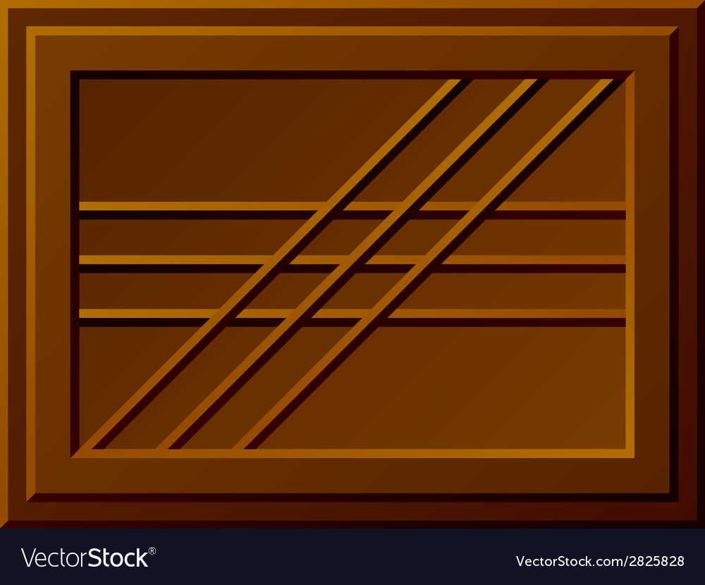 Seamless chocolate bar vector | Price: 1 Credit (USD $1)