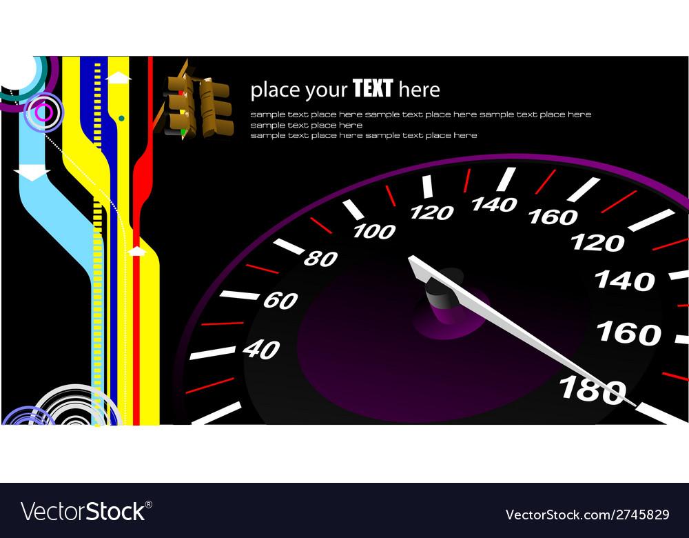 Al 0633 speedometer 02 vector   Price: 1 Credit (USD $1)