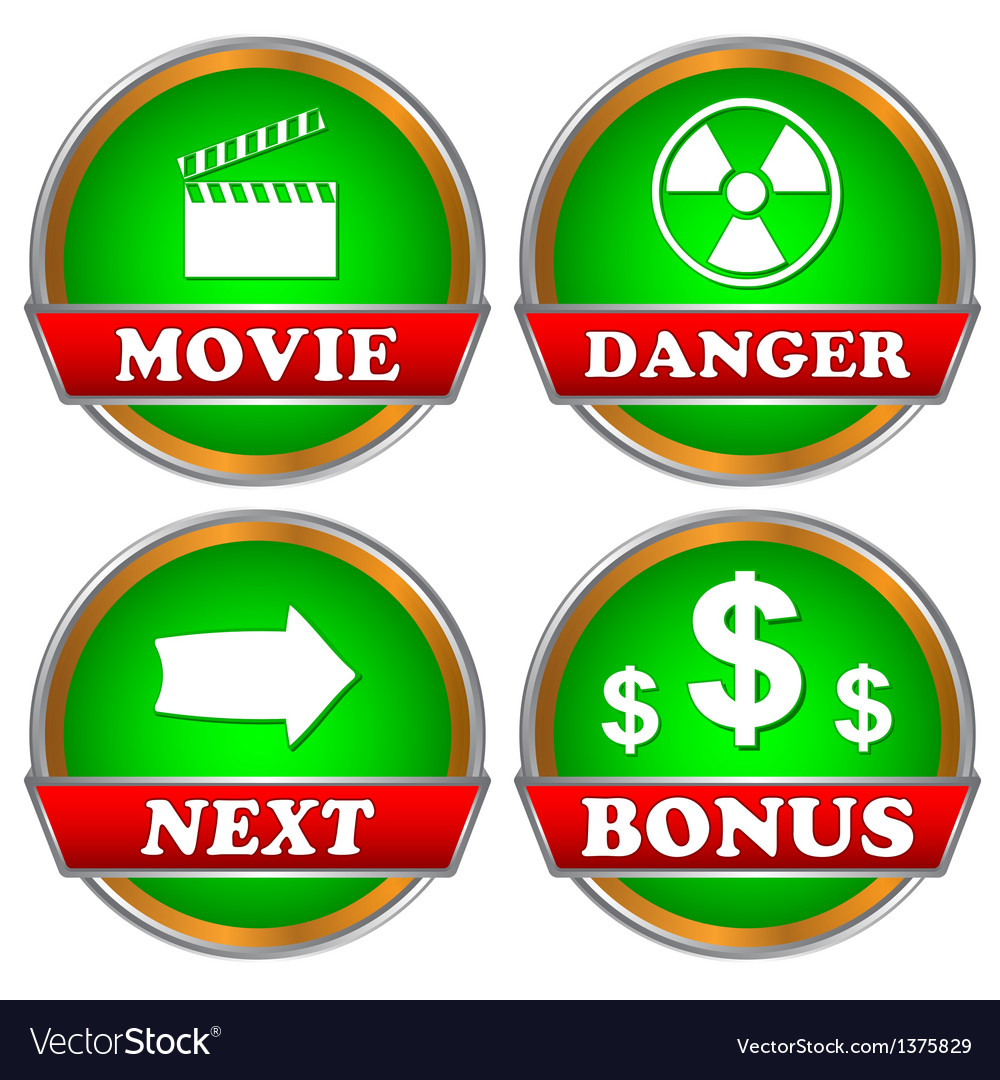 New icos set vector | Price: 1 Credit (USD $1)