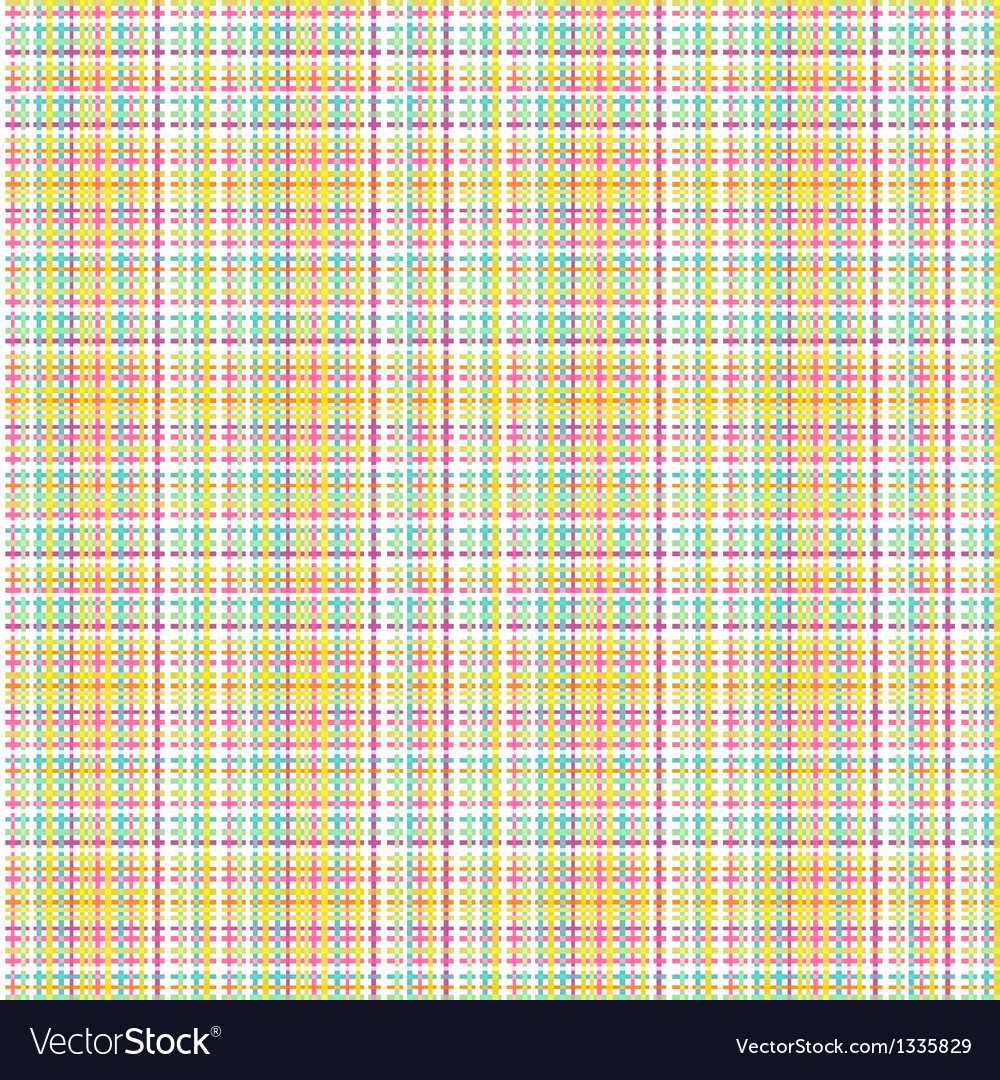 Seamless fabric pattern background vector | Price: 1 Credit (USD $1)