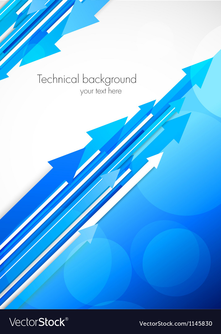 Abstract background with arrows vector | Price: 1 Credit (USD $1)
