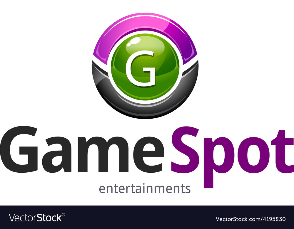 Game spot logo vector | Price: 1 Credit (USD $1)
