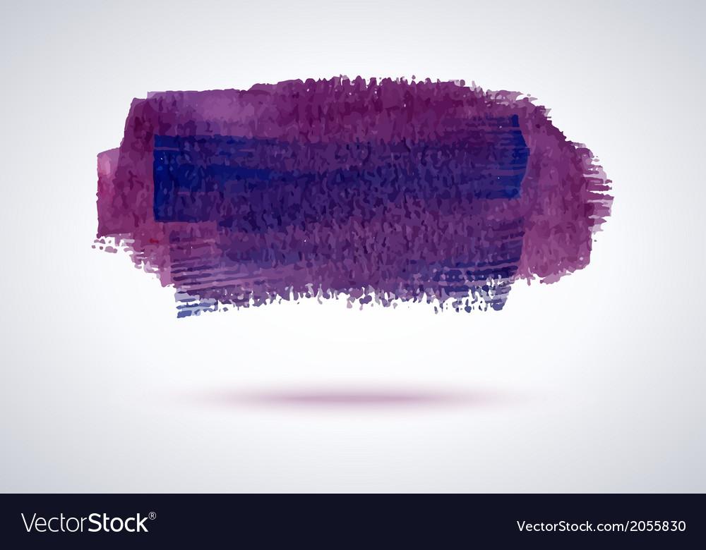 Grunge brush strokes vector | Price: 1 Credit (USD $1)