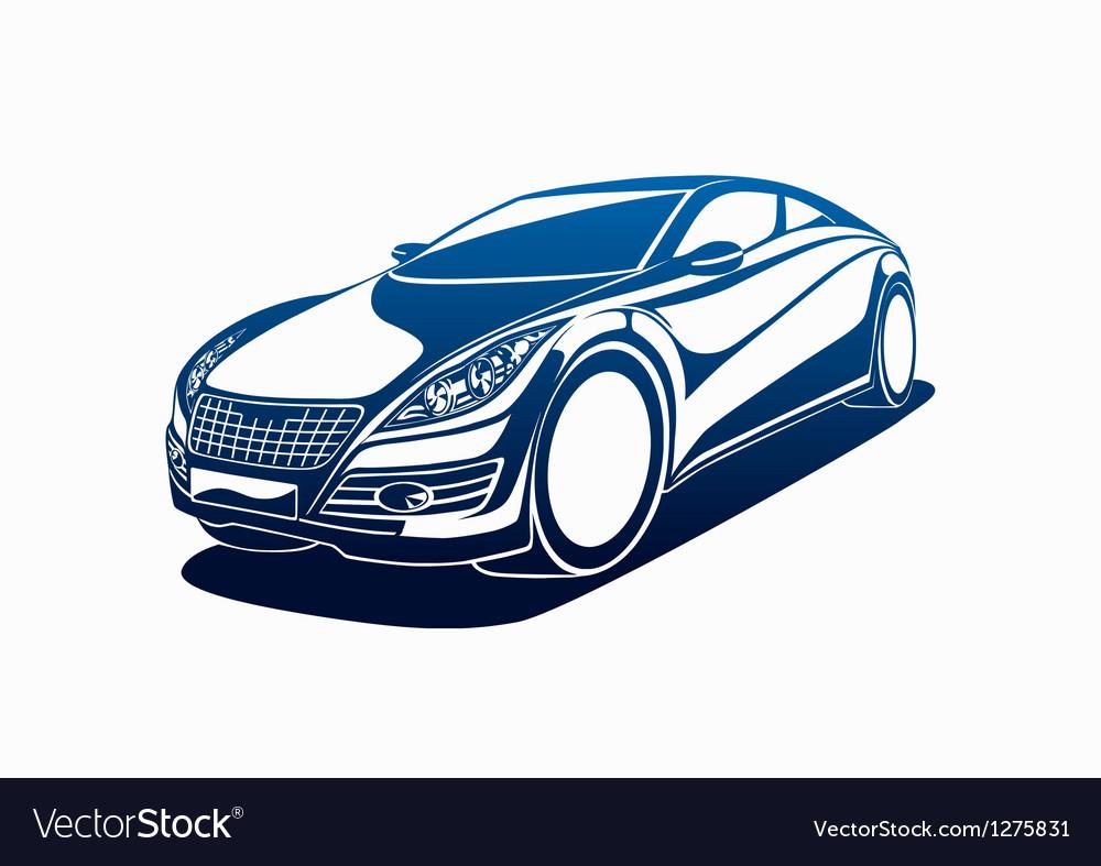 Big automobile vector | Price: 1 Credit (USD $1)