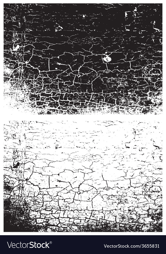 Grunge black and white texture distress texture vector | Price: 1 Credit (USD $1)