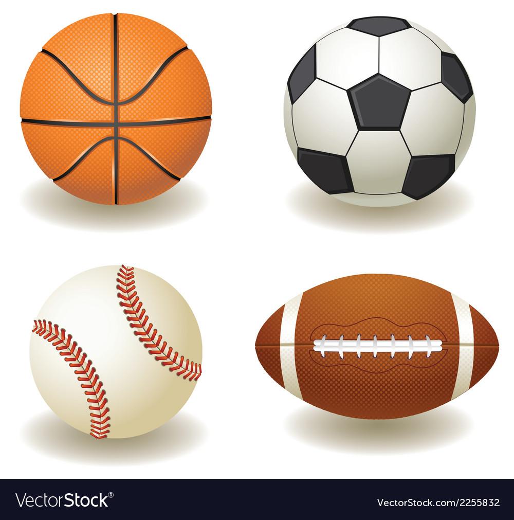 Balls vector | Price: 1 Credit (USD $1)