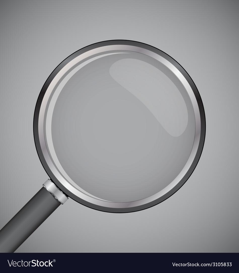 Magnifier vector | Price: 1 Credit (USD $1)