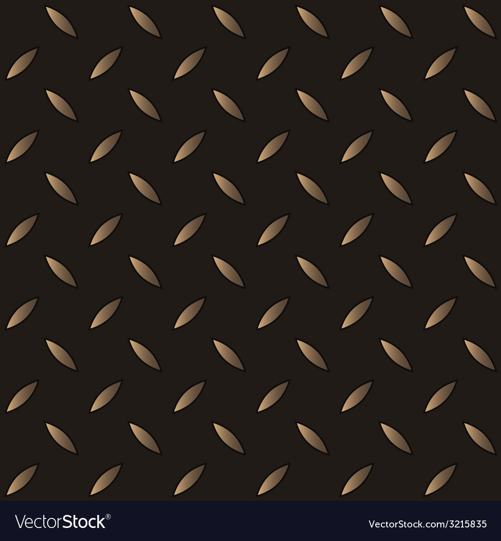 Seamless steel diamond plate vector | Price: 1 Credit (USD $1)